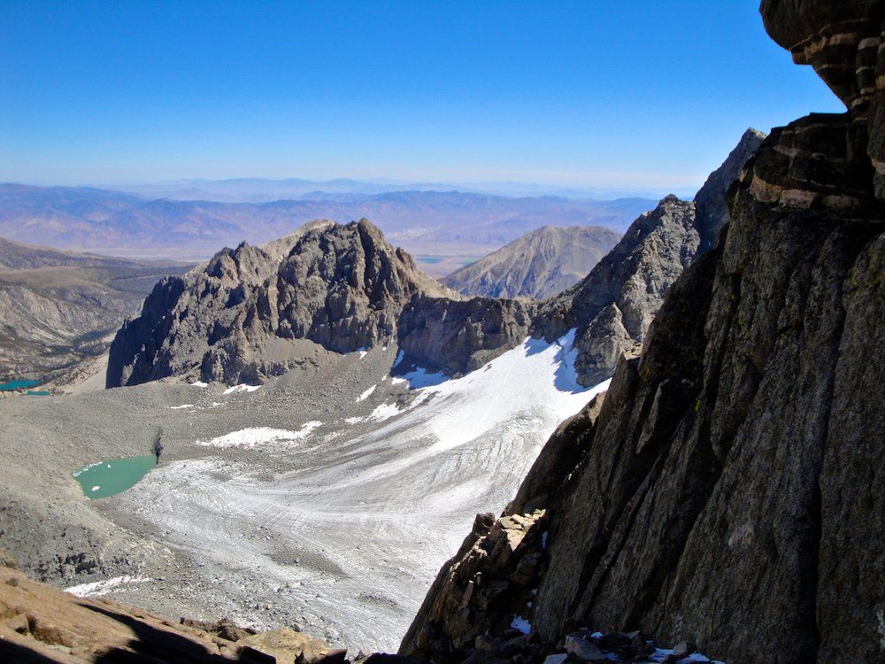 Palisades Glacier