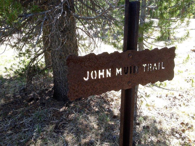 john muir trail sierra nevada