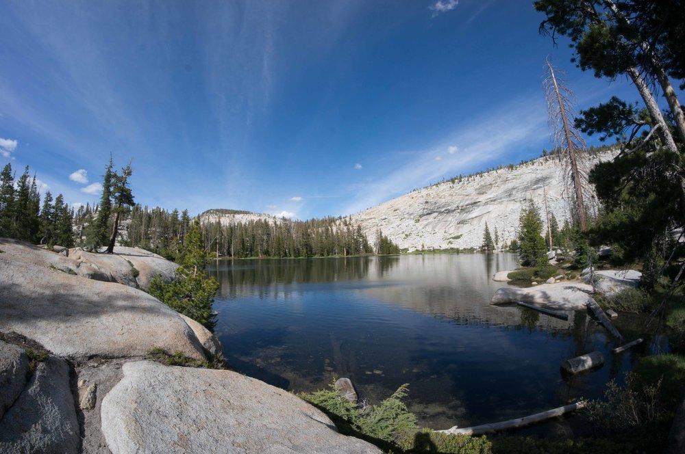 Sunrise Lakes Yosemite High Country