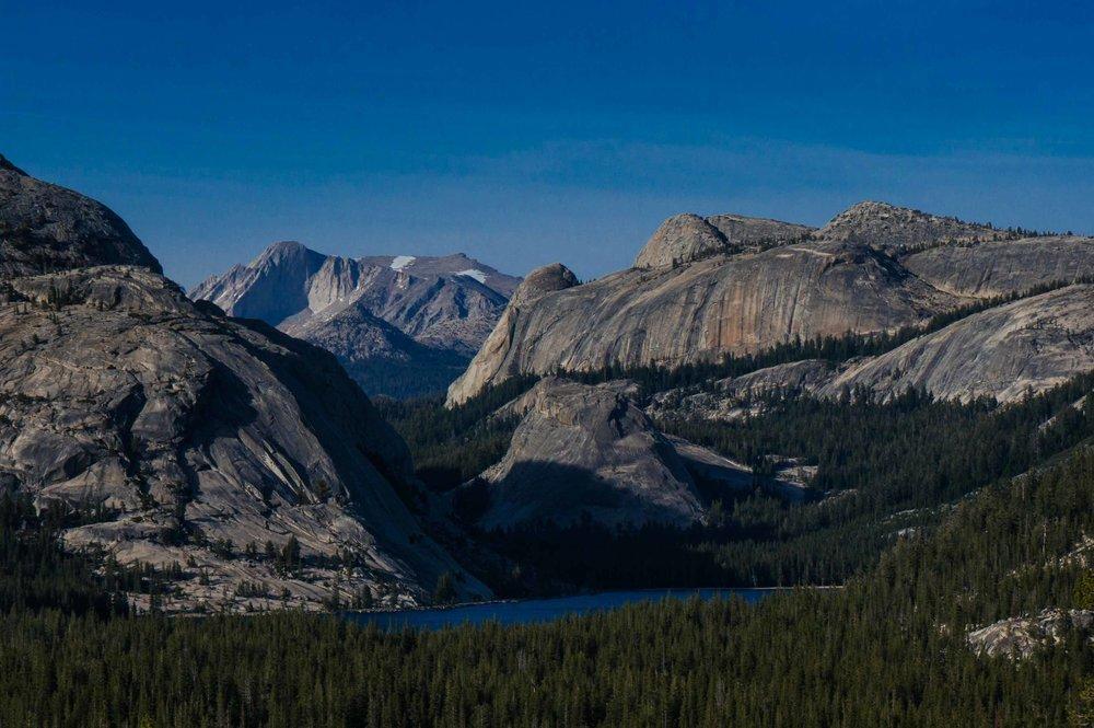Tenaya Lake Yosemite High Country