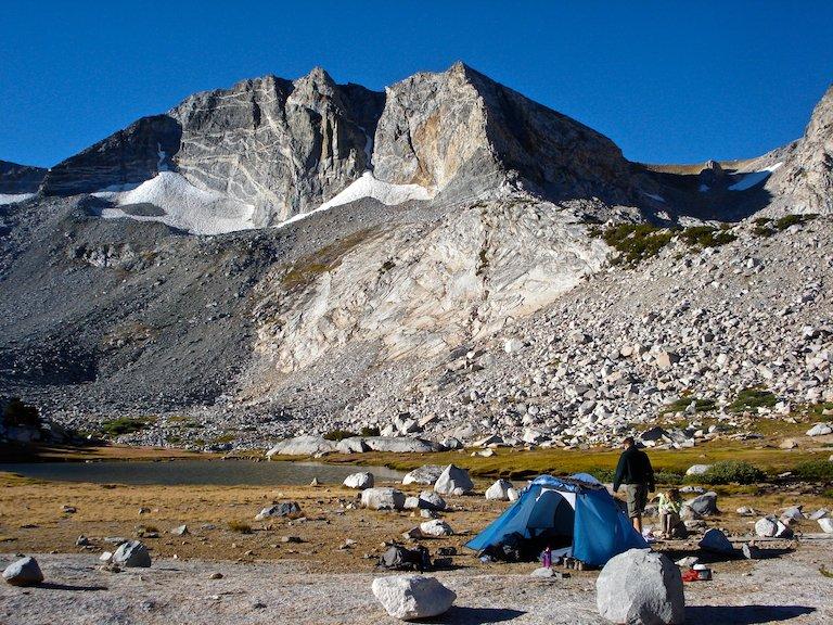 Vogelsang High Sierra