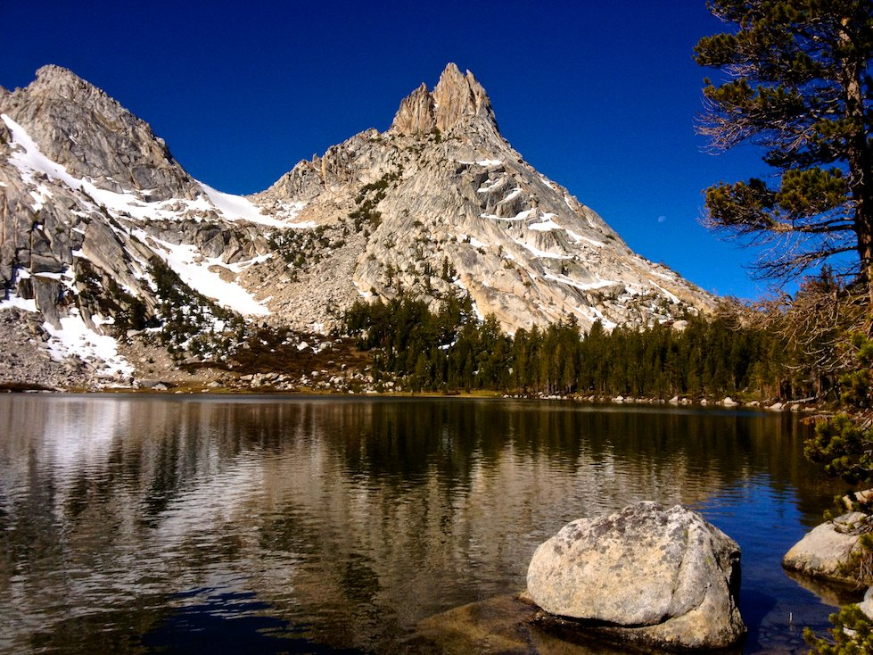 Young Lakes, Yosemite high country
