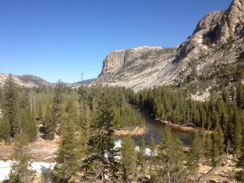 Grand Canyon of the Tuolumne