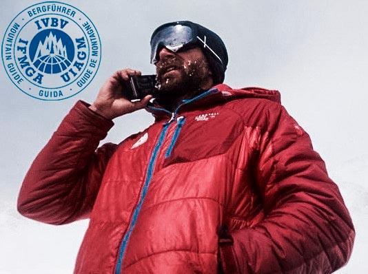 Lead alpine, rock, ski & International guide IFMGA Internationally certified guide AMGA certified rock, ski & alpine guide