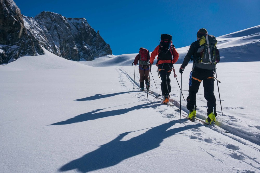 Touring on the Haute Route