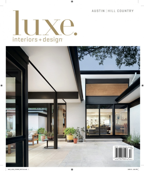 Luxe Austin-Hill Country Summer 2015