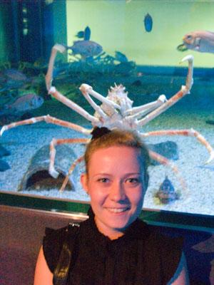 Crabby Hair Day ...
