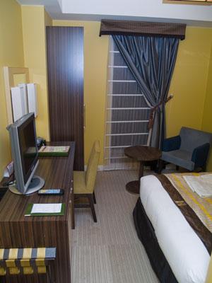 Back Home at Hotel Monterey Hanzomon, Tokyo