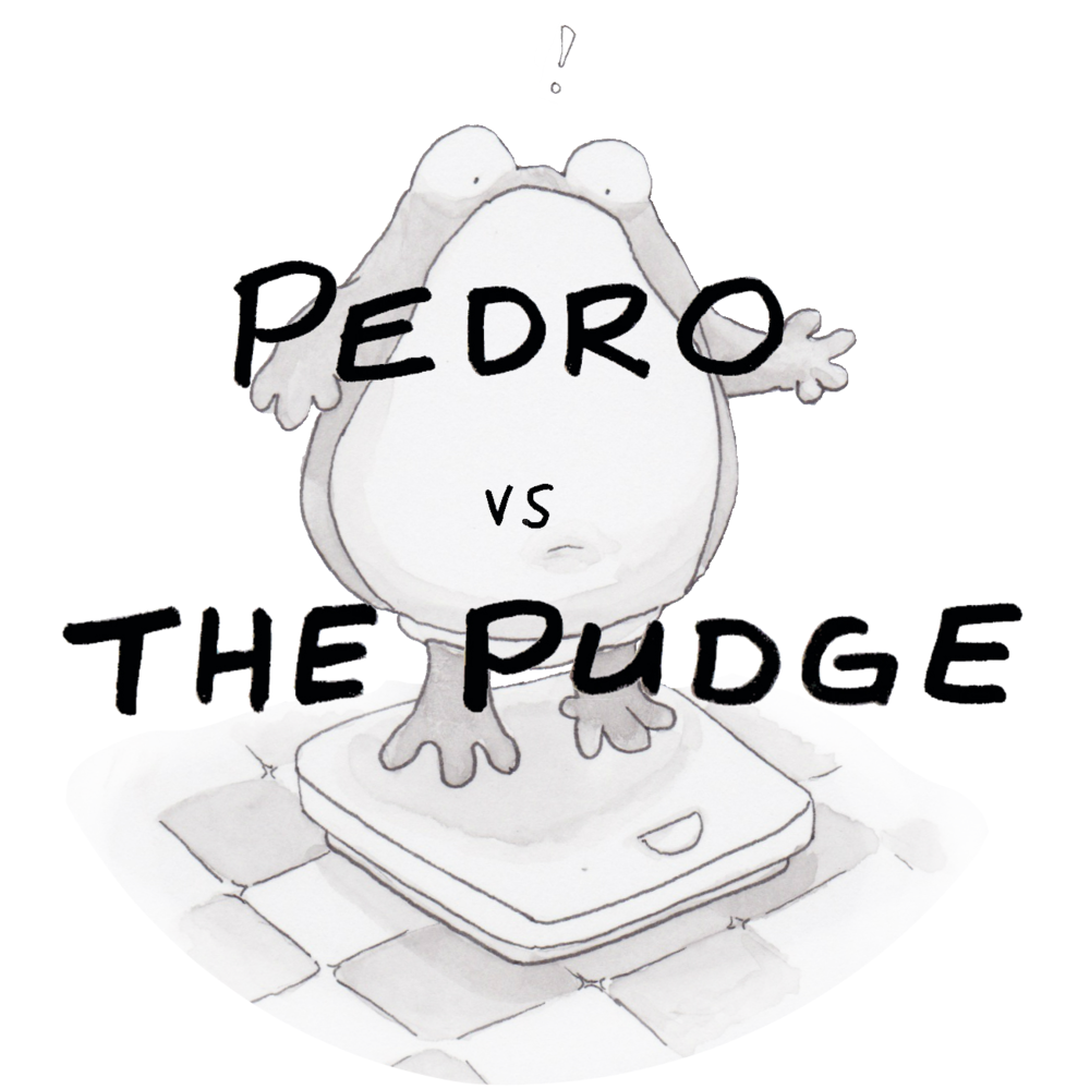 Pedro vs the Pudge button 2.png