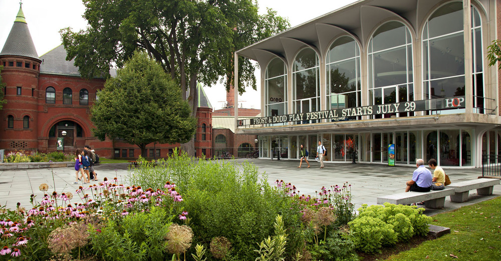 Dartmouth College Hopkins Center for the Arts