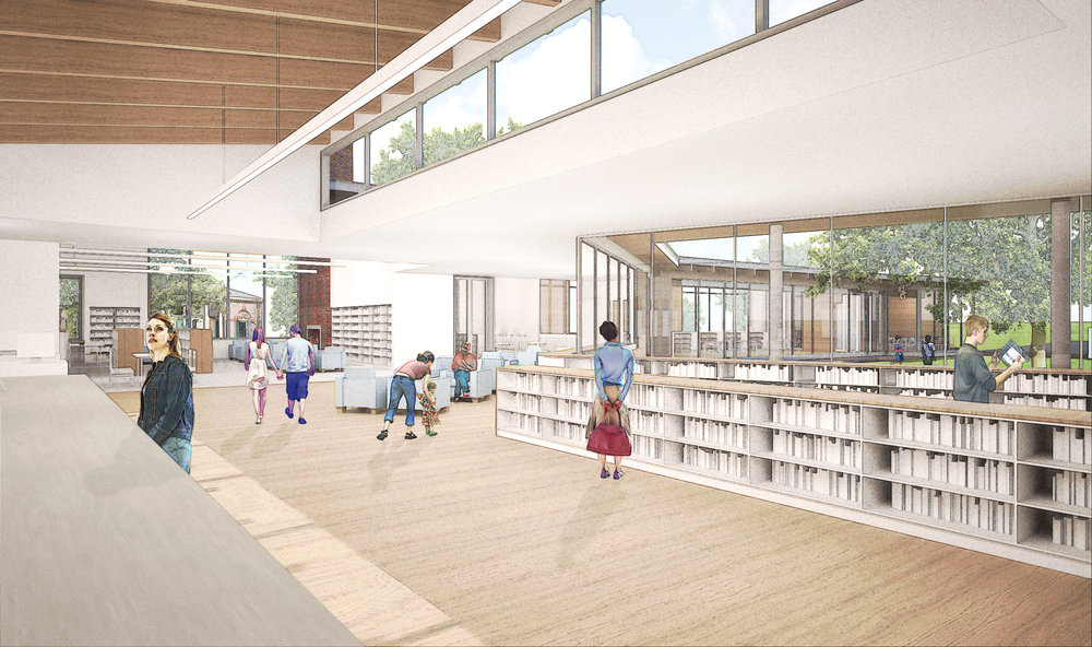 Kingston and Dartmouth Library Designs Receive 2017 Construction