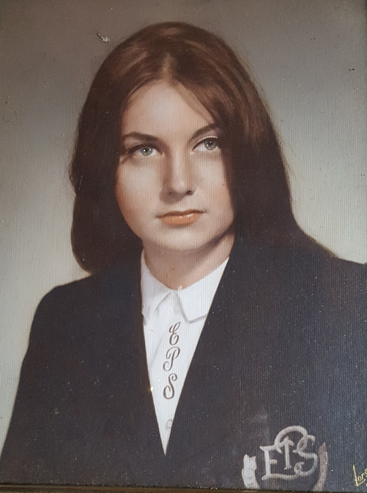 A's school pict