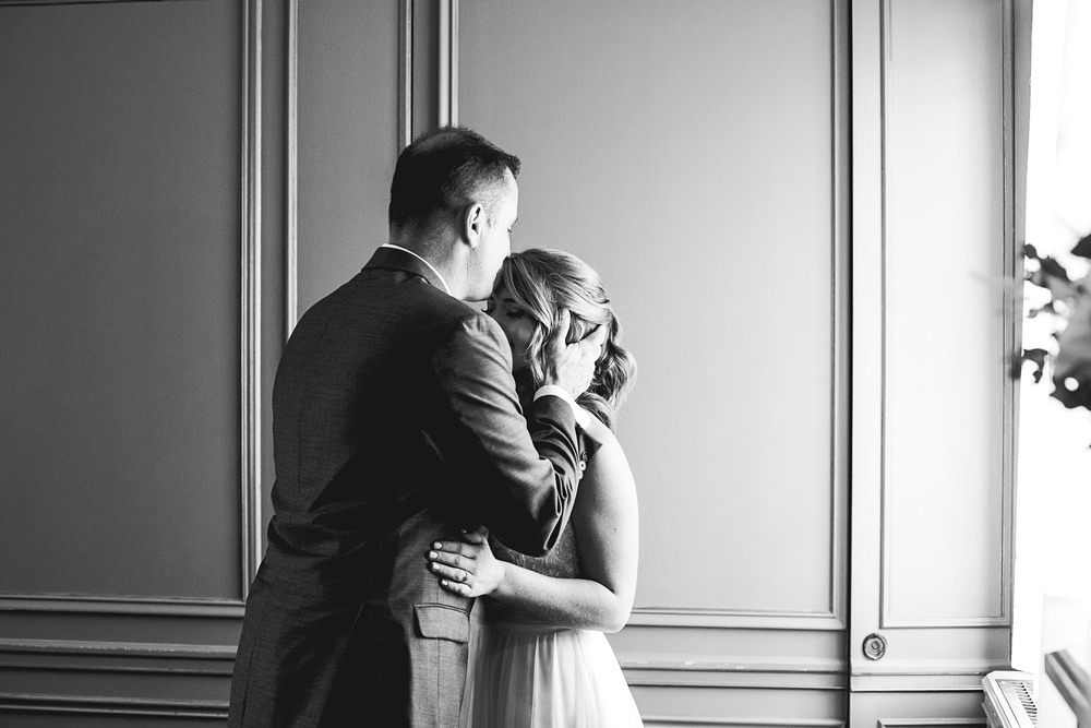 Father of the Bride | #HisQueenHerEngelking Wedding | Photography by Two Arrows Photography at twoarrowsphoto.com