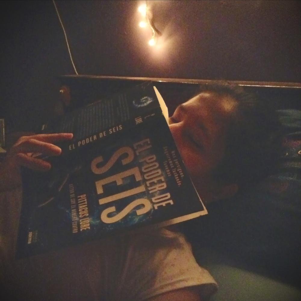 Ah, el maravilloso olor de un libro...