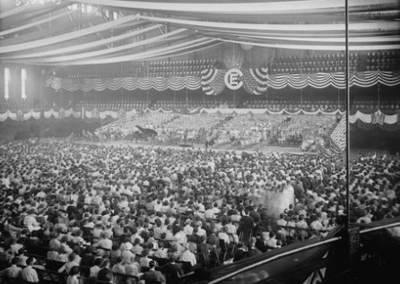 Christian Endeavor Convention, New York City, 1921