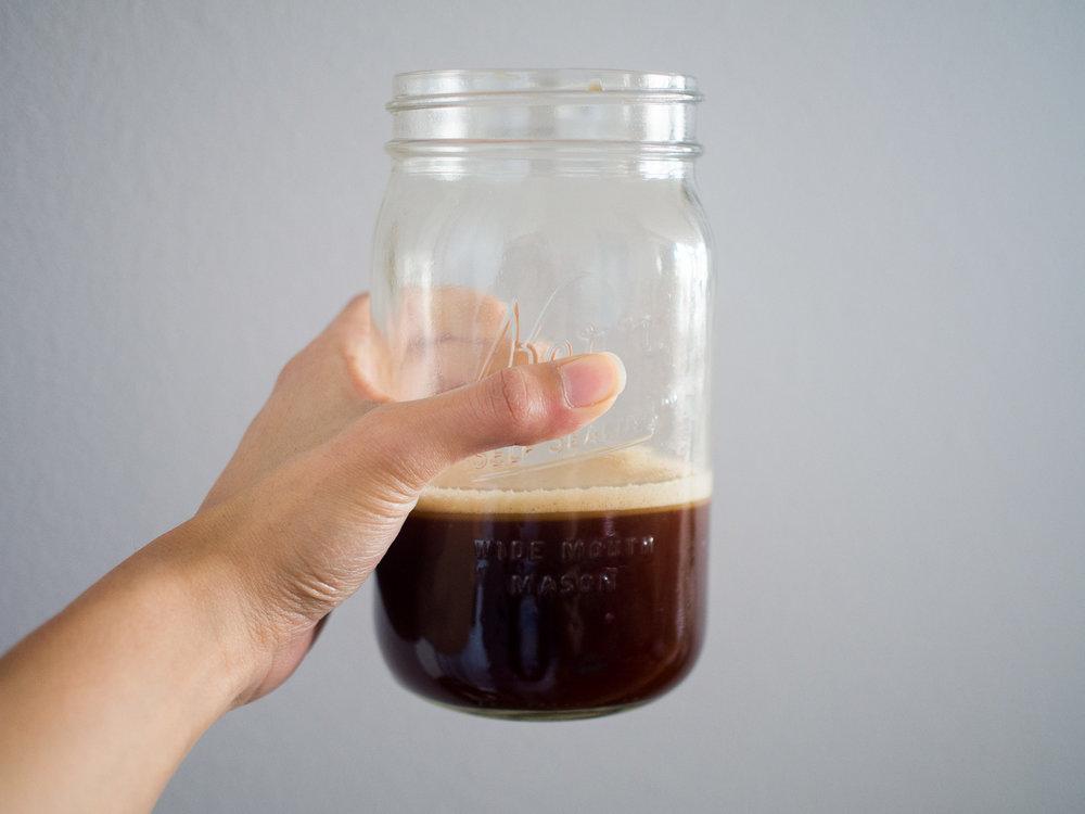 """""""Bulletproof"""" Kalsada Coffee"""