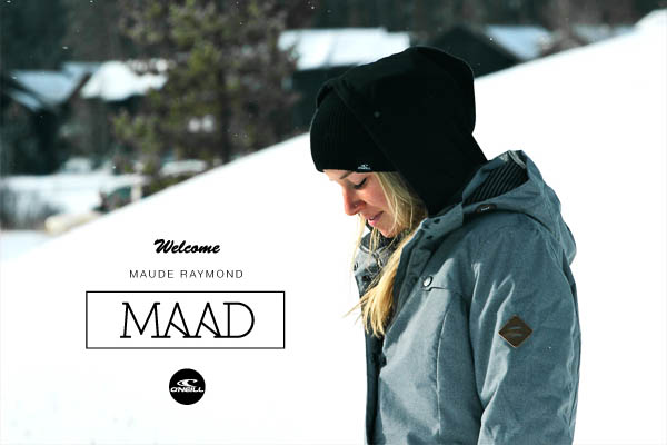 raymond is a longtime favourite of the broader ski community winning the hearts of men and women  — alike using her maad maude series as a catalyst. the year is still young, but 2014 is shaping up to be a great one for raymond who can add freeskier of the year to her list of accolades... SBCSKIER.COM