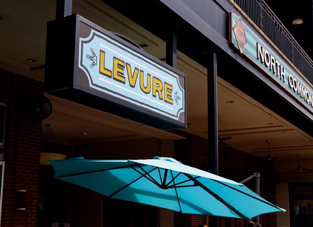 levure, market street, the woodlands, texas