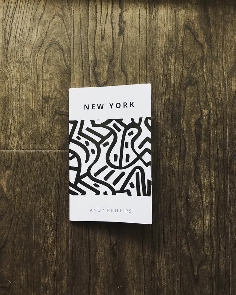 "Cover for ""New York"""