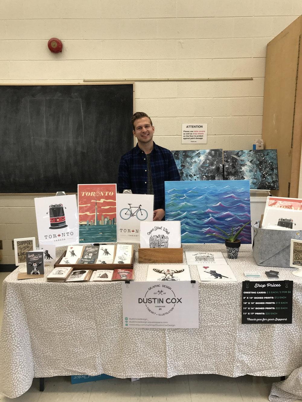 Neilson Park Handmade Craft Fair (April 8th, 2018)