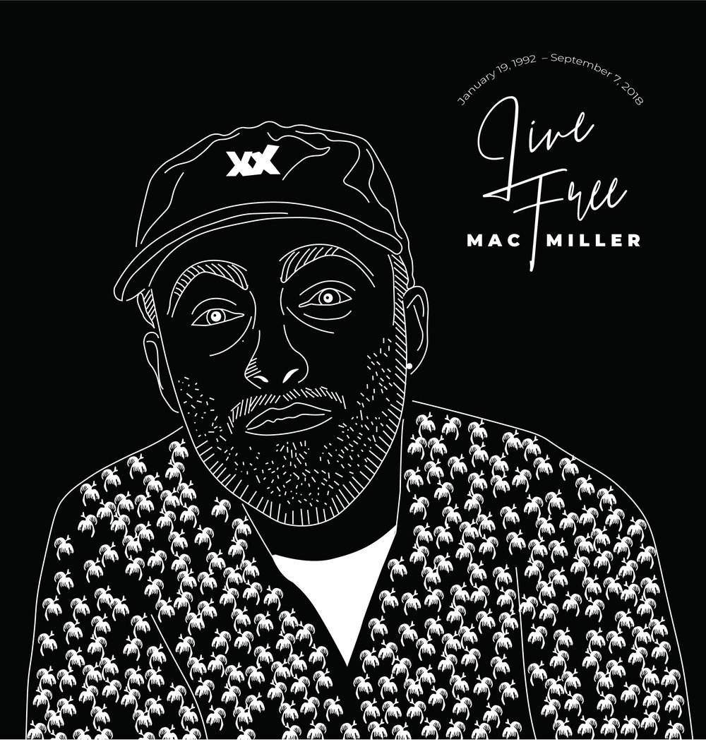 Mac Miller Tribute