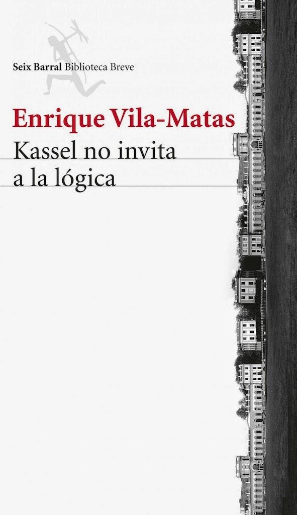 Kassel no invita a la lógica, Enrique Vila-Matas