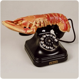 Dali, Lobster telephone
