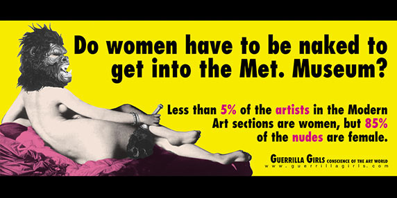 GuerrillaGirls