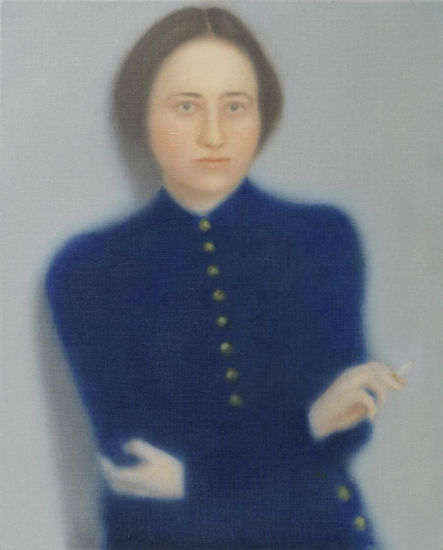 Chechu Alava. Hannah Arendt