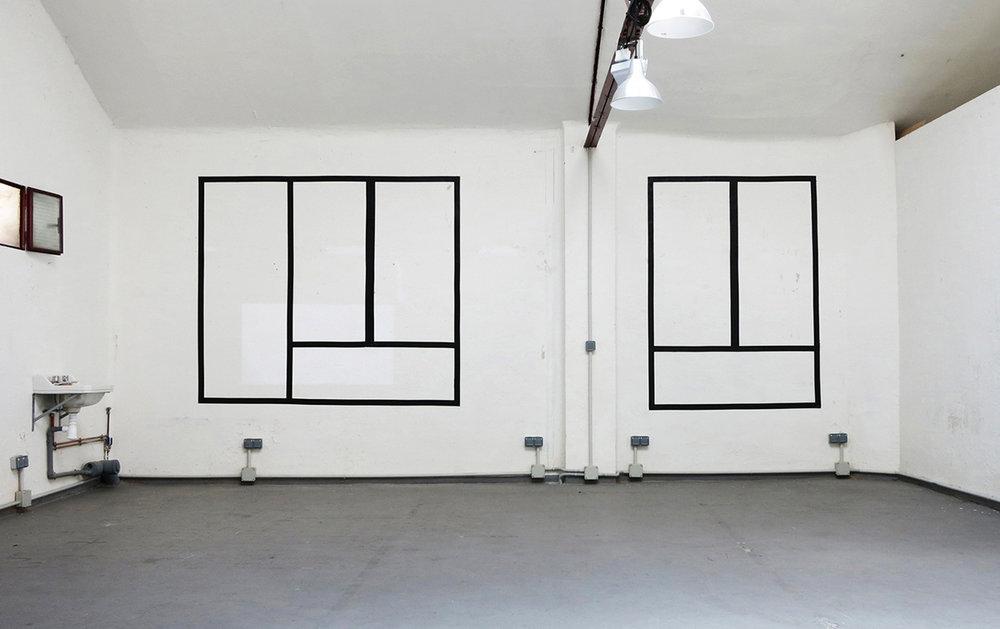 Ventanales de lugares de estudio , 2014-2015