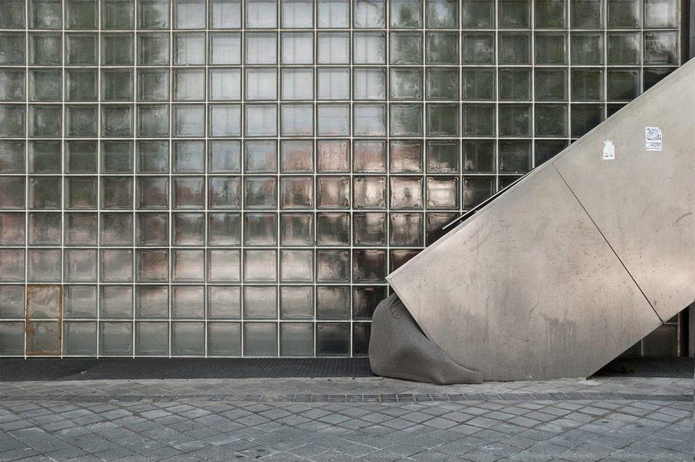 """""""Una estrategia de la apariencia #4"""", 2011.Fotografía digital/papel. 33x50 cm."""