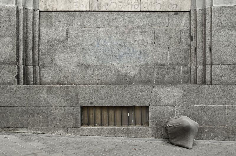 """""""Una estrategia de la apariencia #7"""", 2011. Fotografía digital impresa en papel baritado. 33x50 cm"""