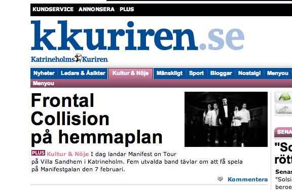 Katrineholms-Kuriren - Frontal Collision.png