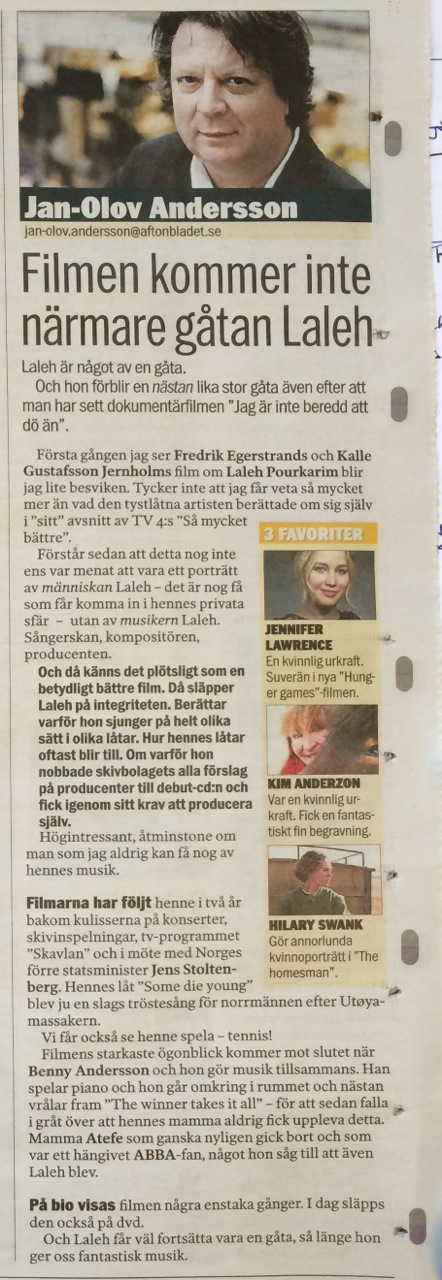 Aftonbladet krönika - Laleh doku.jpg