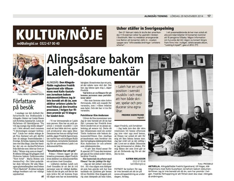 Alingsås tidning intervju - Fredrik kopia.jpg