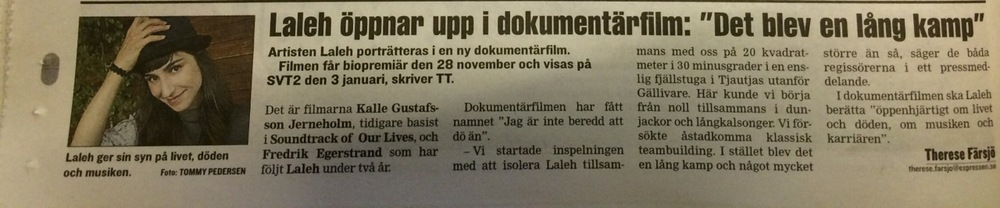 Expressen tips - Laleh .jpg