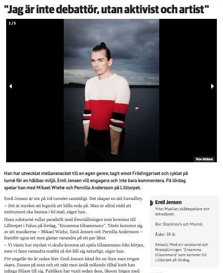 Intervju med Emil Jensen i Dalarnas Tidningar.png