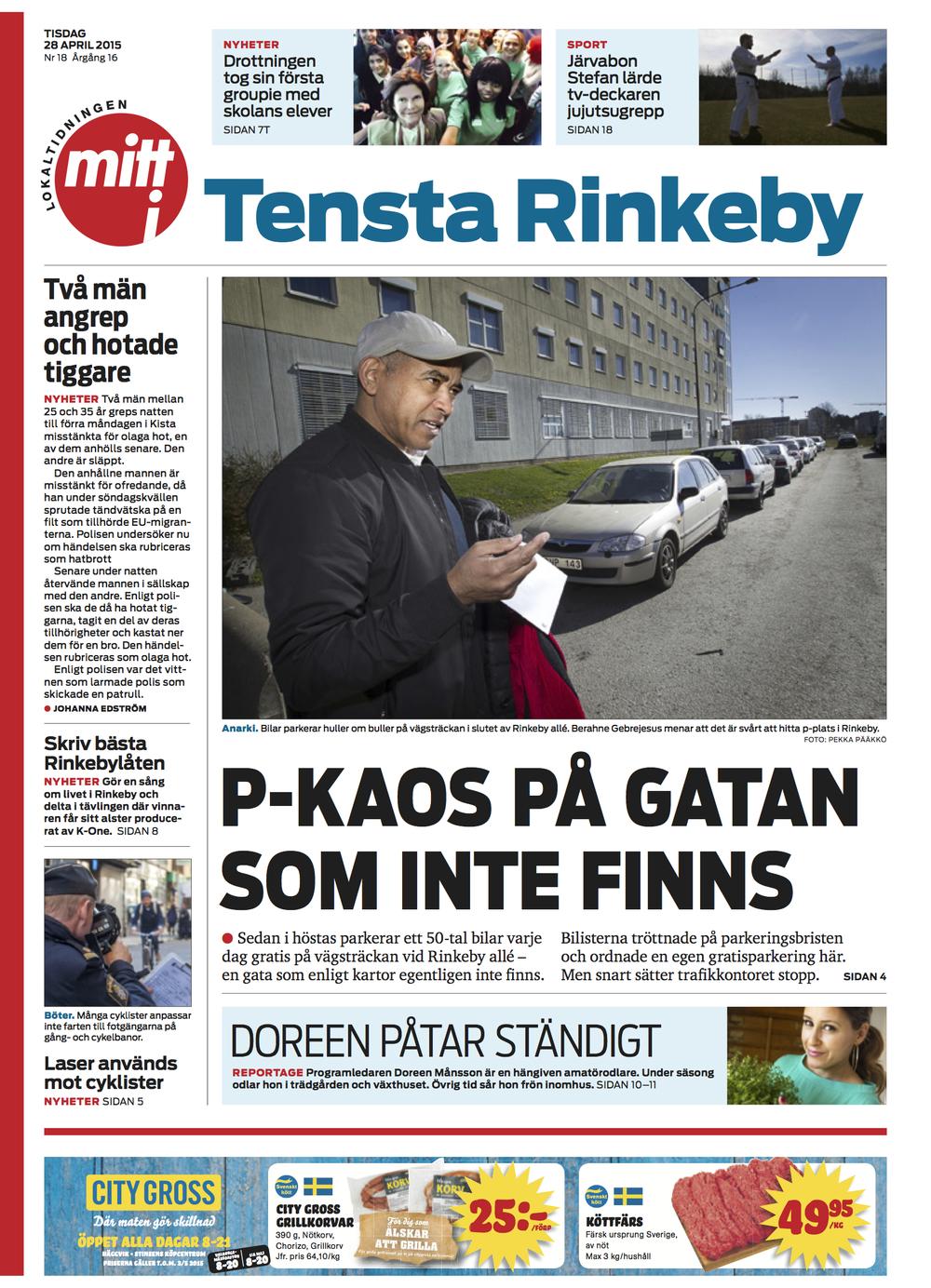 Framsida - intervju med K-One i Mitt i Tensta:Rinkeby.jpg
