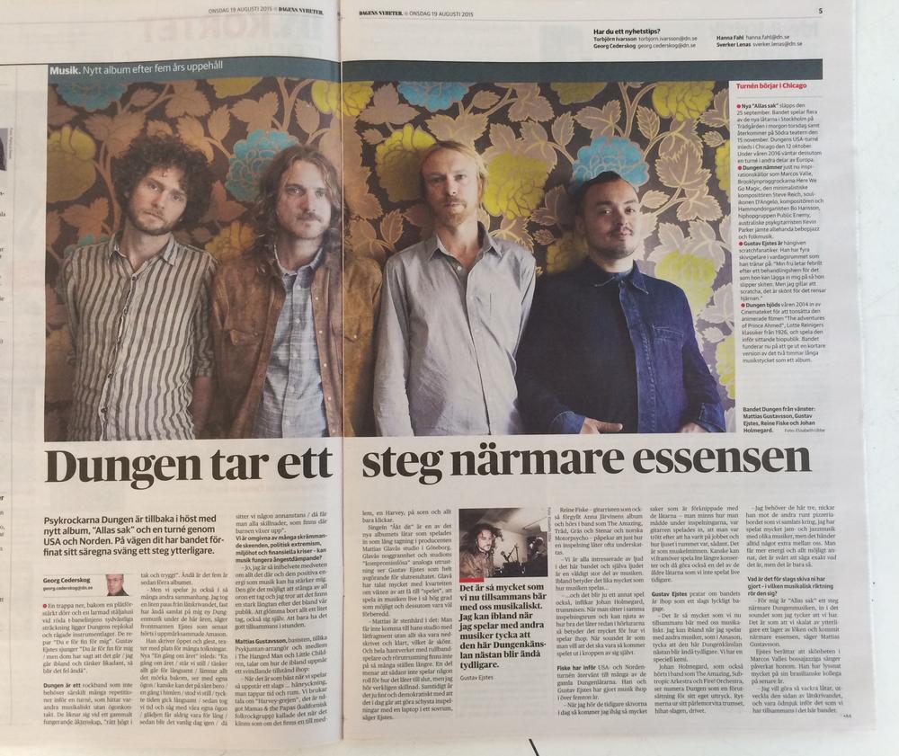 DN Kultur intervju - Dungen .jpg