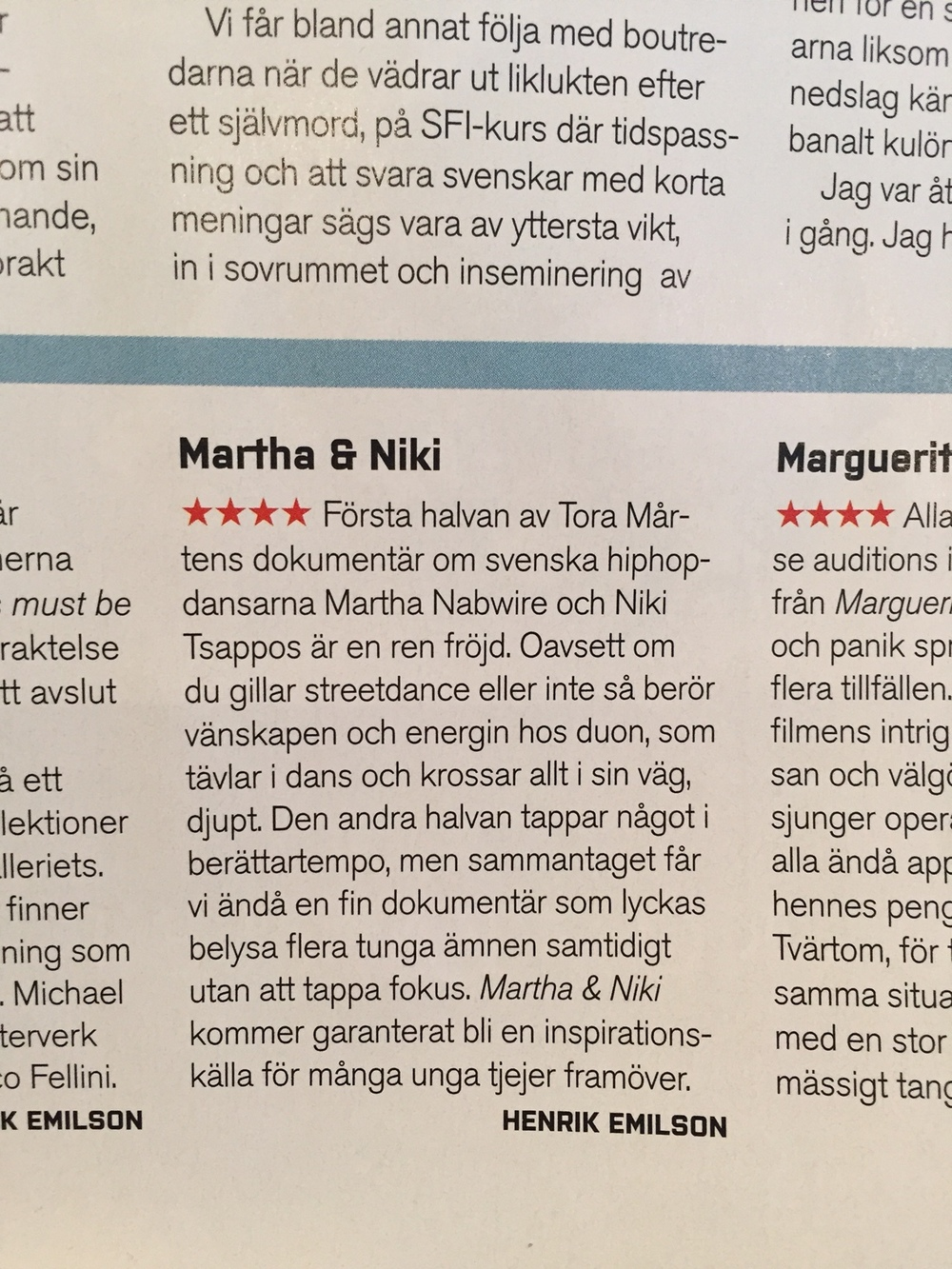 Recension av Martha och Niki i Situation Sthlm.JPG