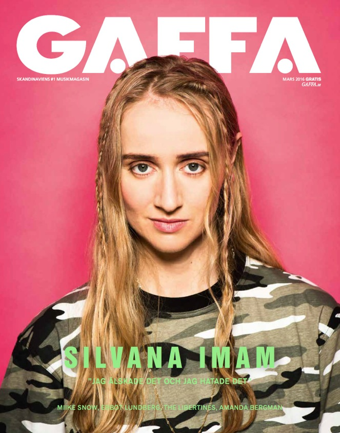 GAFFA omslag - Silvana Imam .jpeg