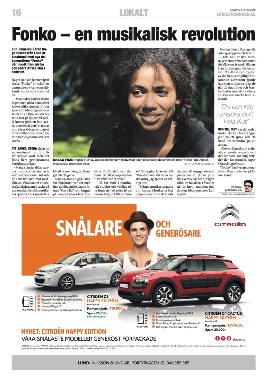 Lokaltidningen Lund intervju - Fonko.jpeg