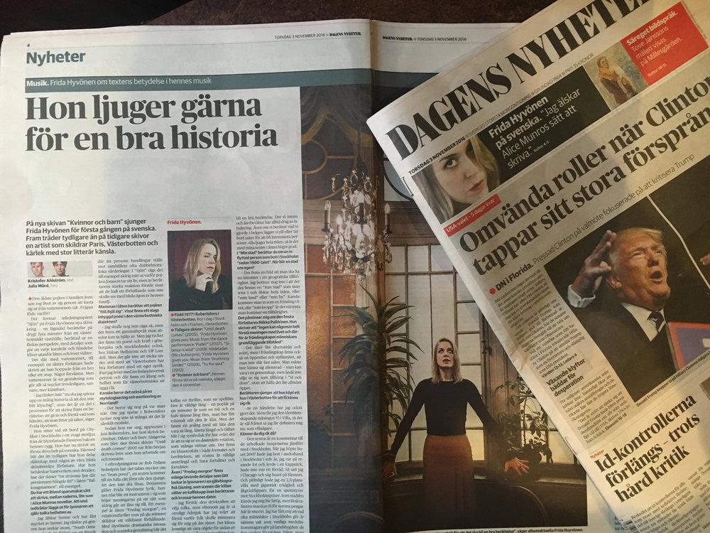 Frida Hyvönen i DN Kultur.jpg