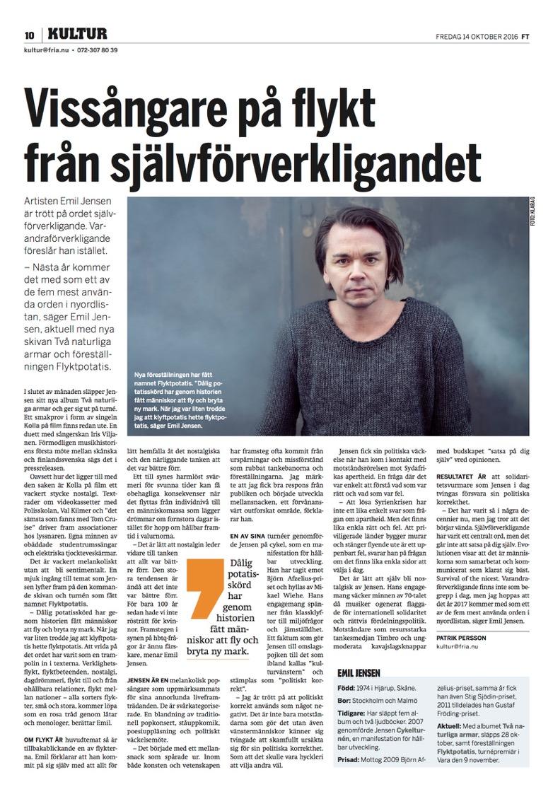 Fria tidning intervju - Emil Jensen.jpeg