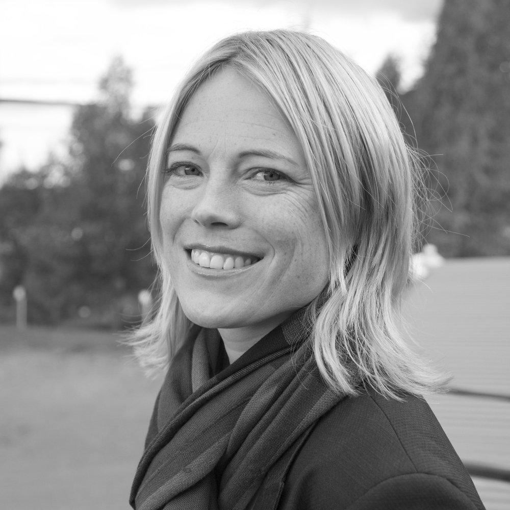 Johanna Mattsson, ny VD för POP HOUSE (pressbild)