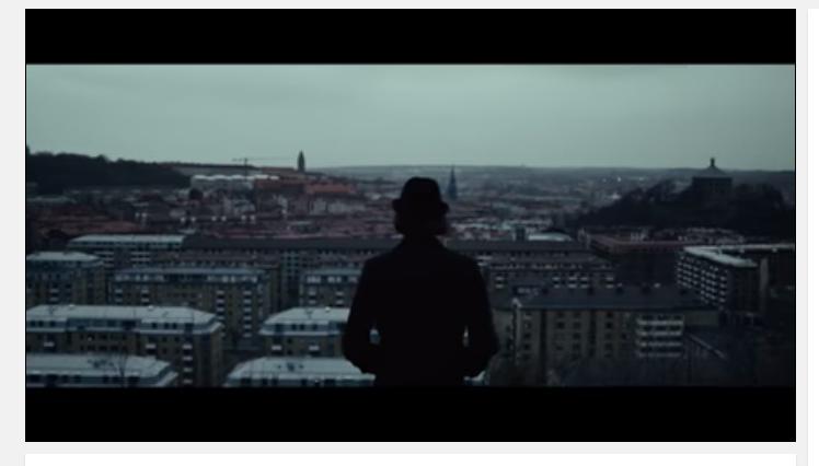 Stillbild ur trailern för albumet Wolf's Heart som släpps den 5 maj