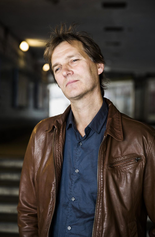 Joppe Pihlgren, verksamhetsledare för Svensk Live (foto: K Alfredsson)
