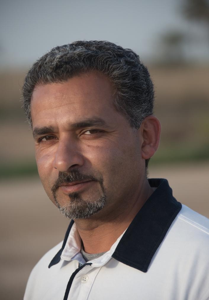 Murtada Al-Hachami (foto: Donald Boström)