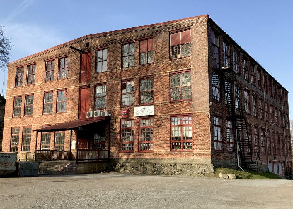 Spinroad Vinyl Factory i Lindome (pressbild)