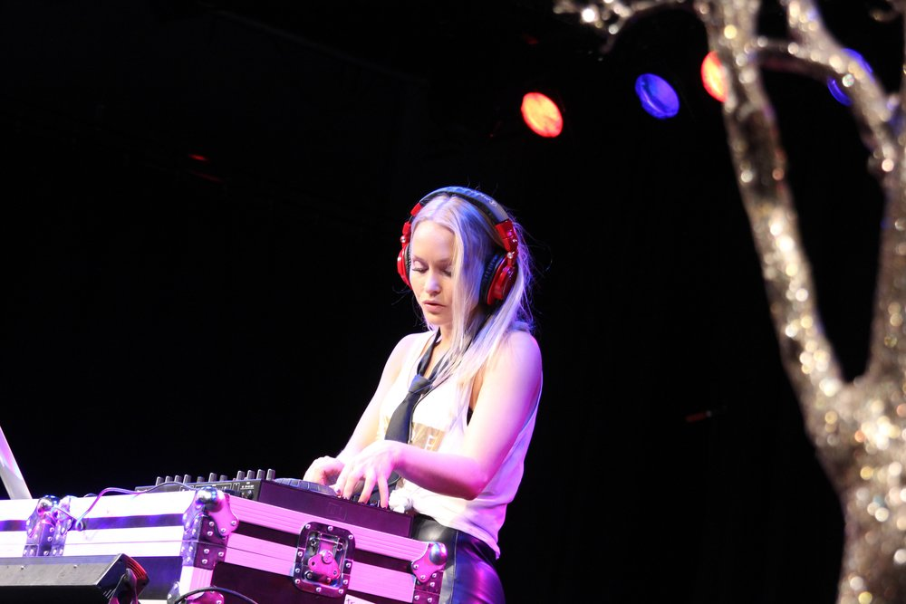 Melisha Linnell (foto: Nils von Matern)